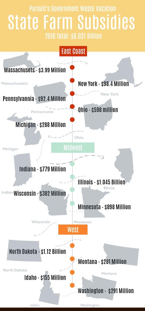 State Farm Subsidies